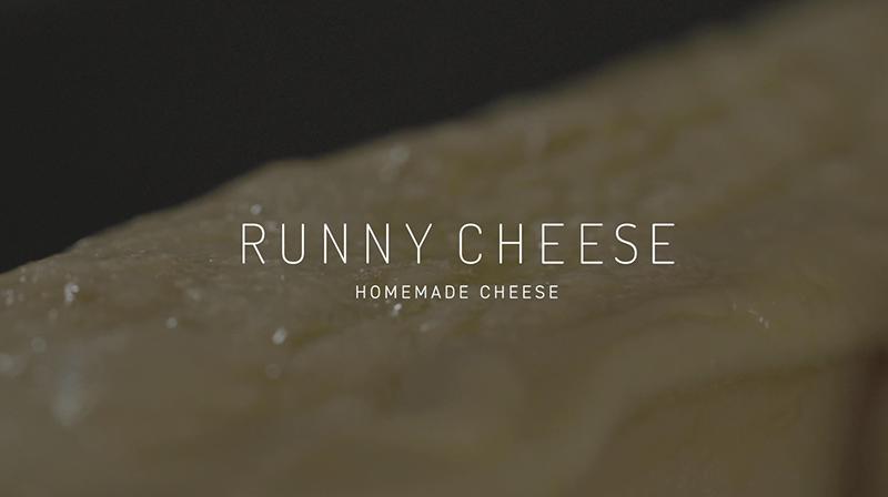 チーズ専門店 runny cheese 商品動画