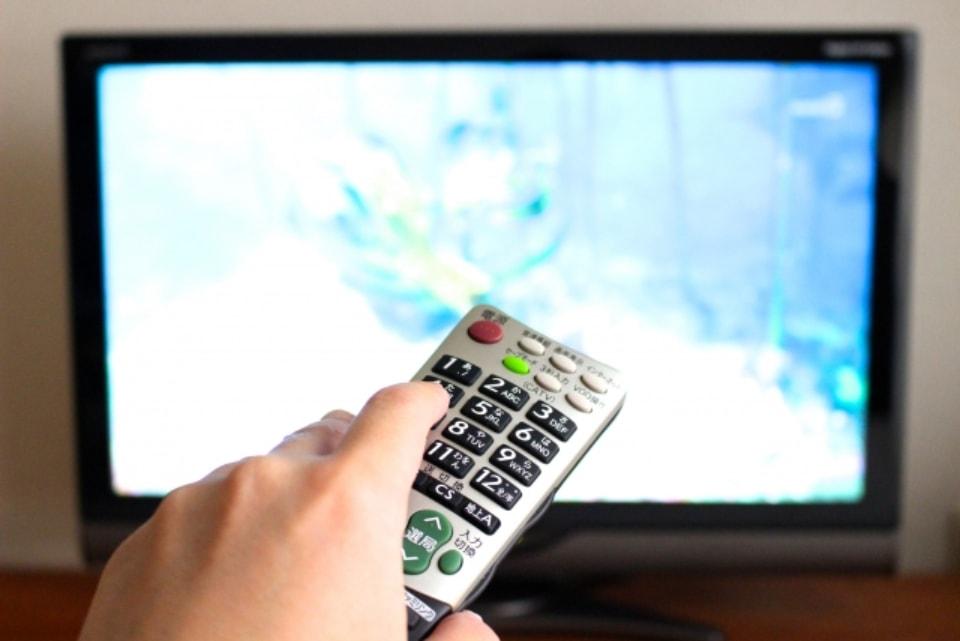 テレビでの動画配信