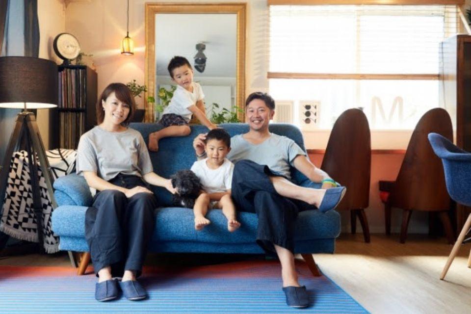 家族写真をおしゃれに!フォトスタジオでプロに撮影してもらうメリット