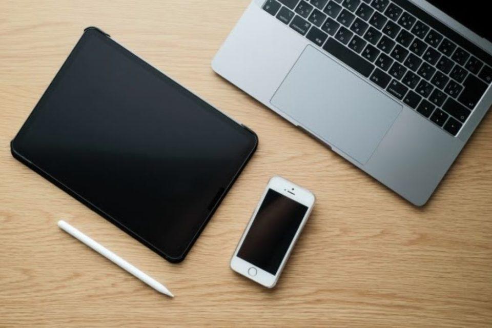 ノートPCやタブレット、スマホなどの各デバイス