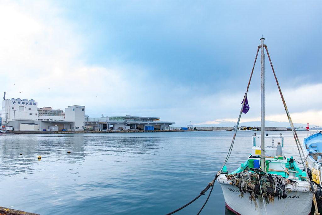 長井町漁協組合