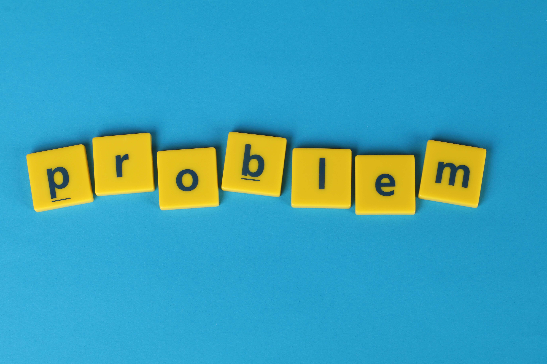 「problem」画像