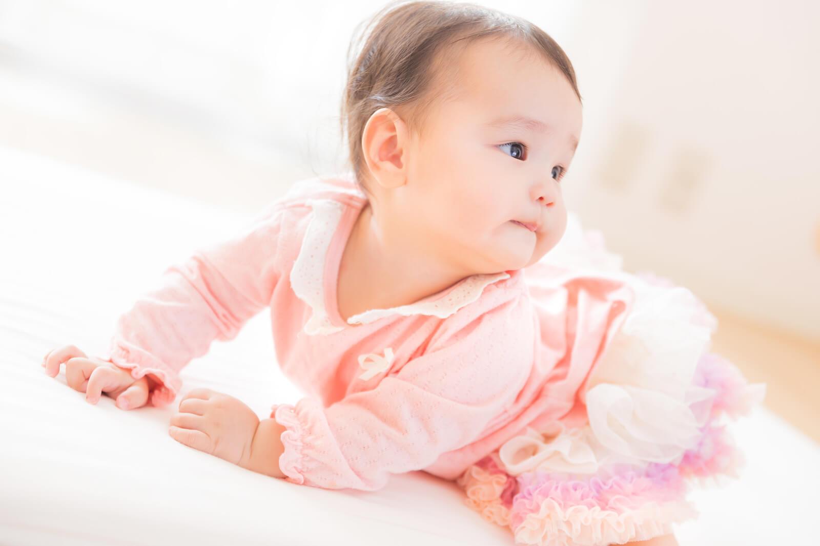 赤ちゃんをモデルに!メリットとデメリット【募集要項あり】